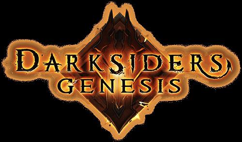 Logo: Darksiders Genesis