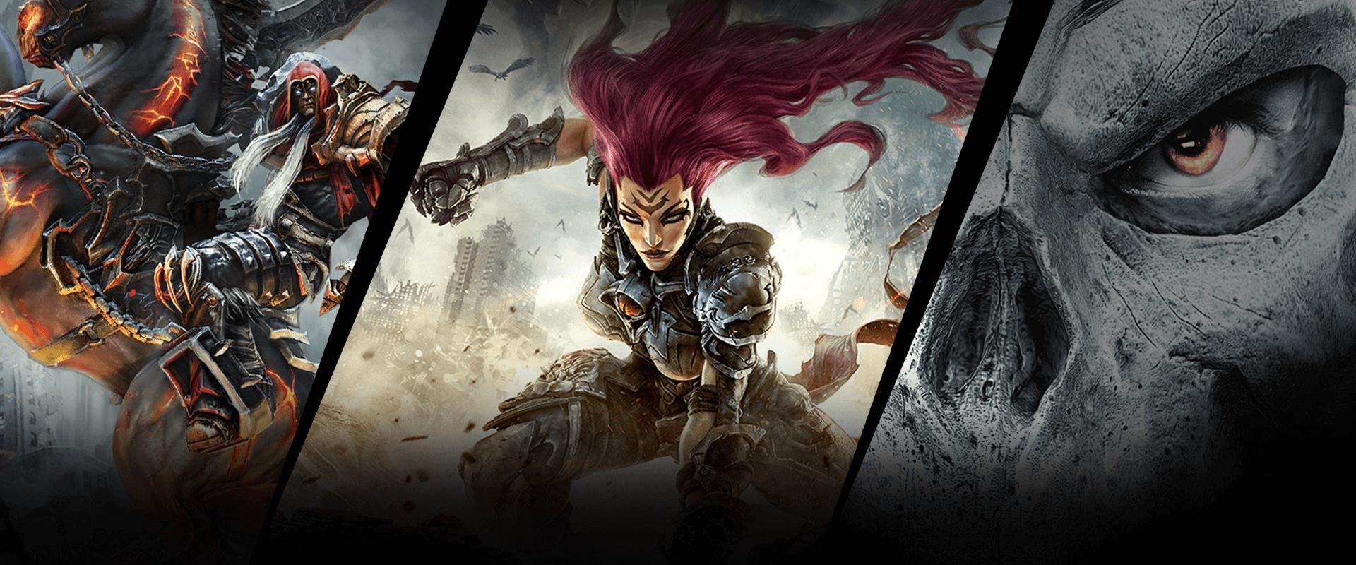 Darksiders: Fury's Collection - War and Death - Darksiders III