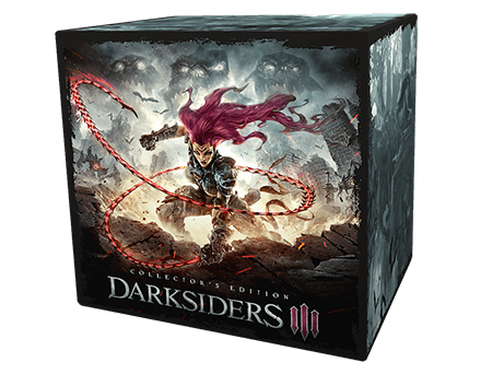 Boxshot Darksiders III Collector's Edition
