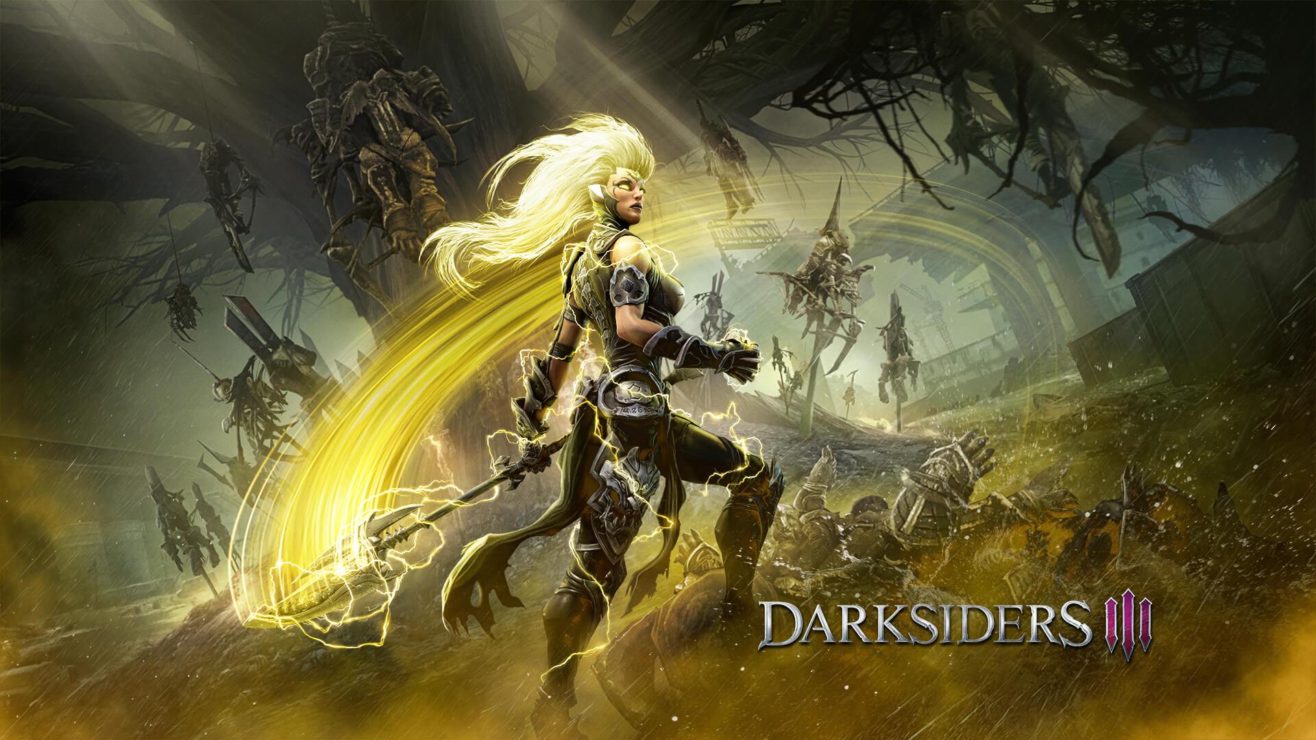 Media darksiders iii - Darksiders 3 wallpaper ...