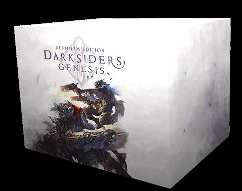 Boxshot Darksiders Genesis Nephilim Edition