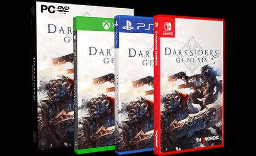 Boxshot Darksiders Genesis Standard Edition